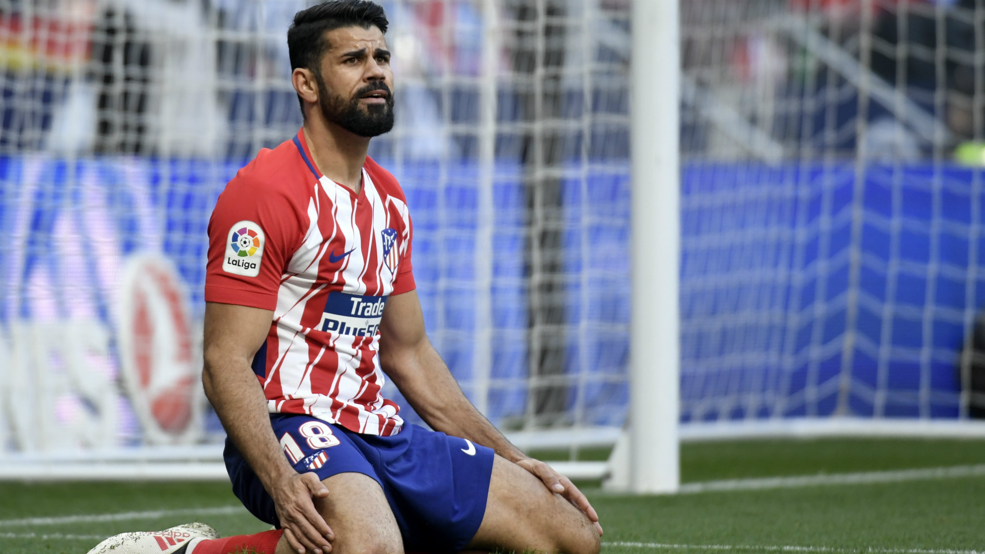 Diego Costa Atletico Madrid Athletic Club LaLiga