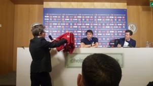 Conte Mourinho Chelsea Iene