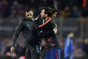 Morata Messi Chelsea Barcelona