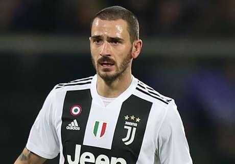 Bonucci rejected Real Madrid for Juventus