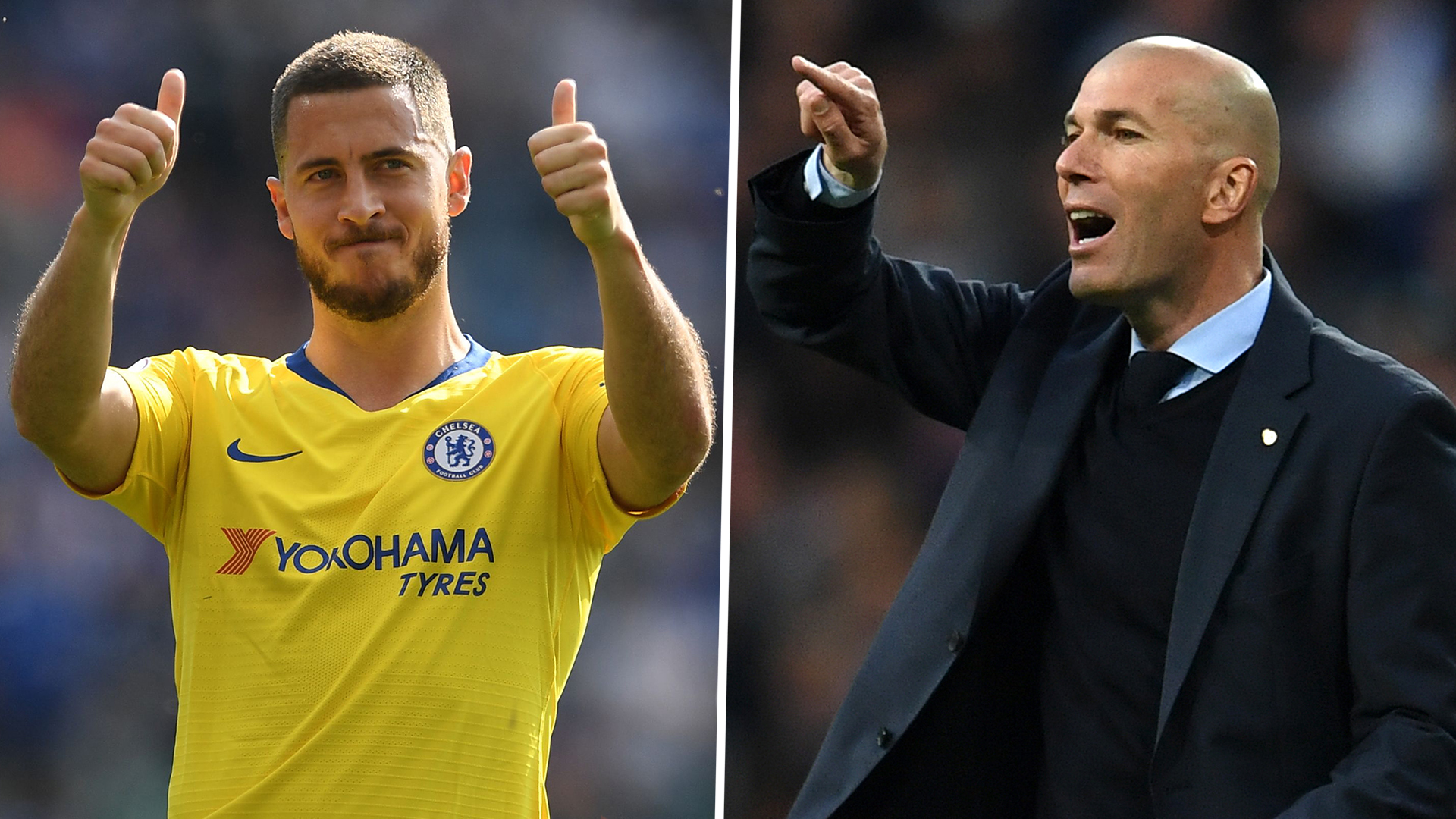 Eden Hazard's move to Real Madrid suffers setback over transfer fee