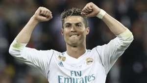 Cristiano Ronaldo Real Madrid 2018