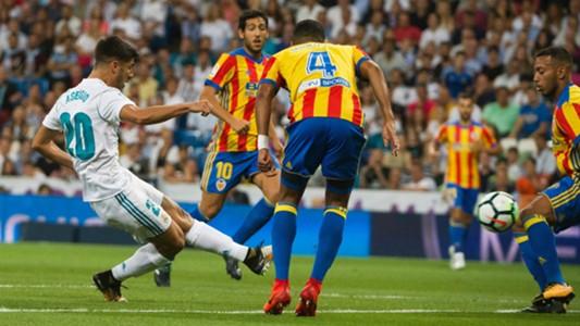 Real Madrid Valencia 27082017