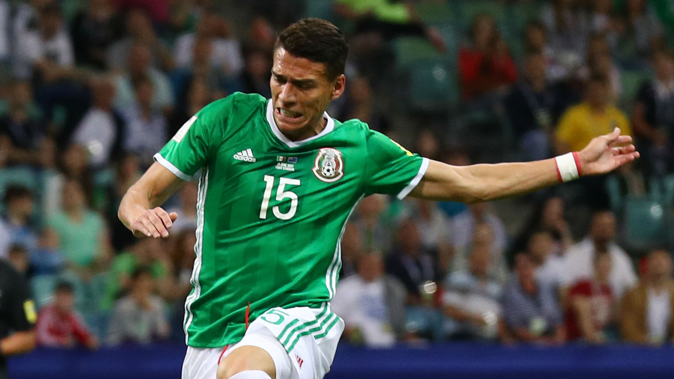 Mexico seal World Cup berth with Panama win