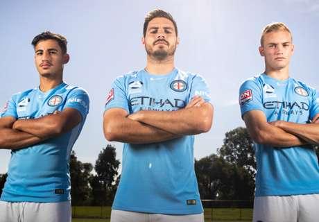 Melbourne City announce squad for India tour