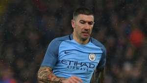 Aleksandar Kolarov Manchester City 28012017