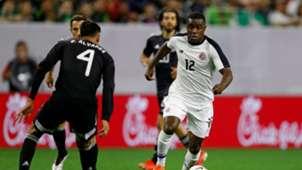 Joel Campbell Edson Alvarez Mexico Costa Rica Gold Cup 2019