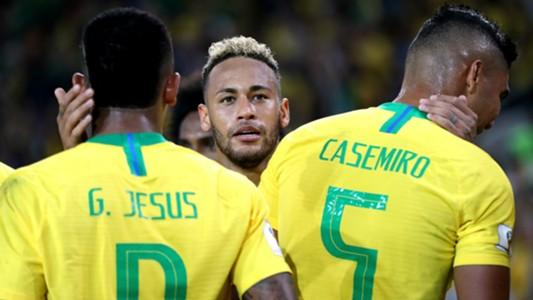 Neymar Brazil Serbia World Cup 2018