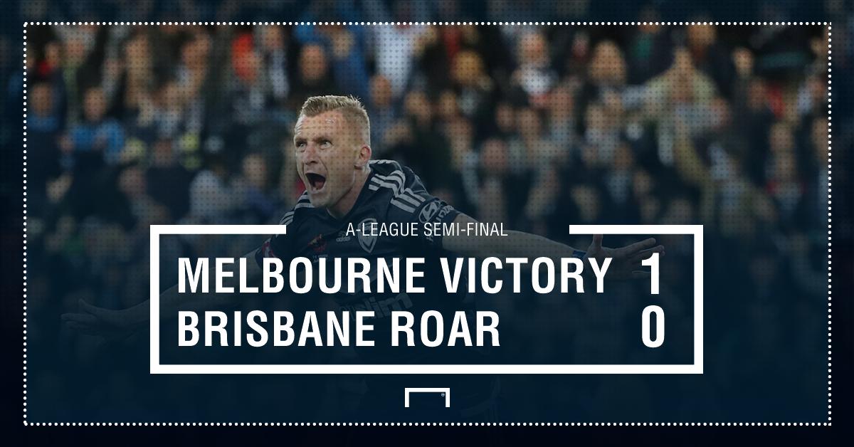 GFX Melbourne Victory 1-0 Brisbane Roar