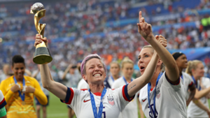 'We stand unified together' – Long expects USWNT to snub White House visit after Rapinoe & Trump row