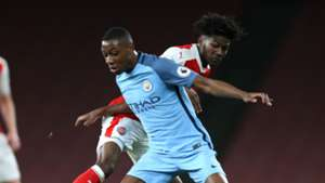 Denzeil Boadu Arsenal Manchester City 031317