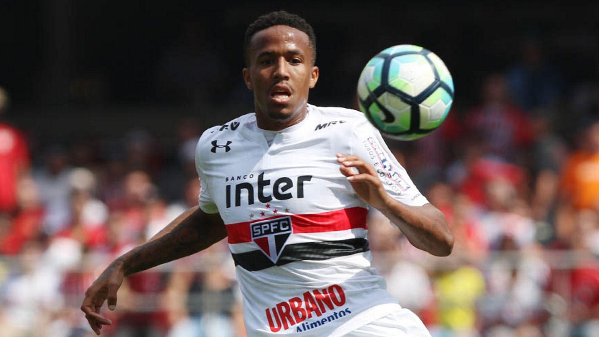 Eder Militao Sao Paulo Cruzeiro Brasileirao Serie A 13082017