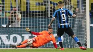 260519 Bartlomiej Dragowski Mauro Icardi Inter Empoli