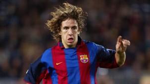 Puyol Barcellona 2003