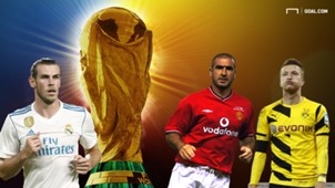 Football stars who never played at World Cup