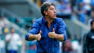 Renato Gaúcho Grêmio Avaí Brasileirão 09 07 2017