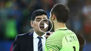 Maradona - Bravo