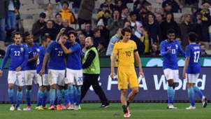 Robbie Kruse Australia v Brazil Friendly 13062017