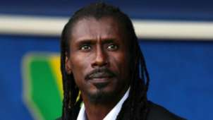 Senegal head coach Aliou Cisse