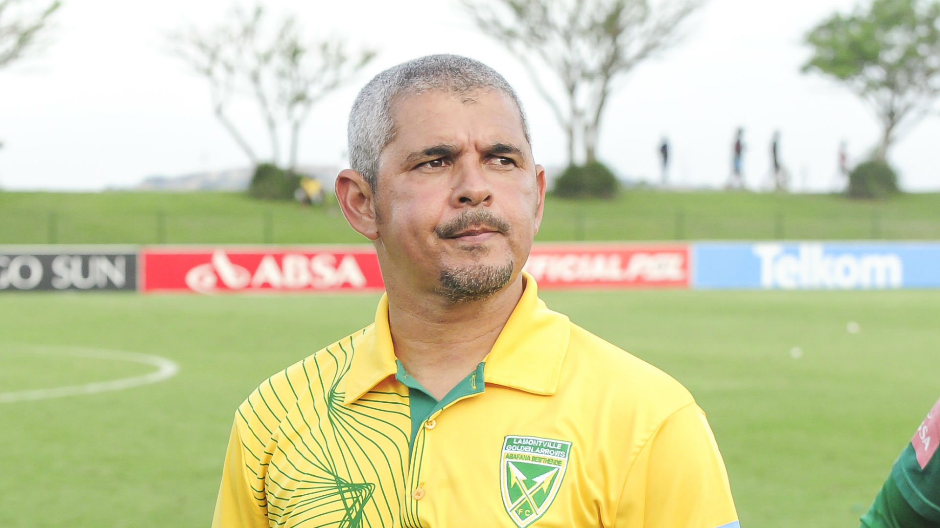 Clinton Larsen Golden Arrows