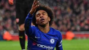 Willian Chelsea 2018-19