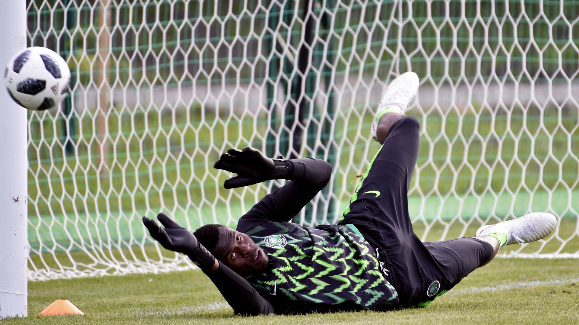 Nigeria training - Francis Uzoho