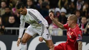Liverpool vs Real Madrid Champions League 2014-15