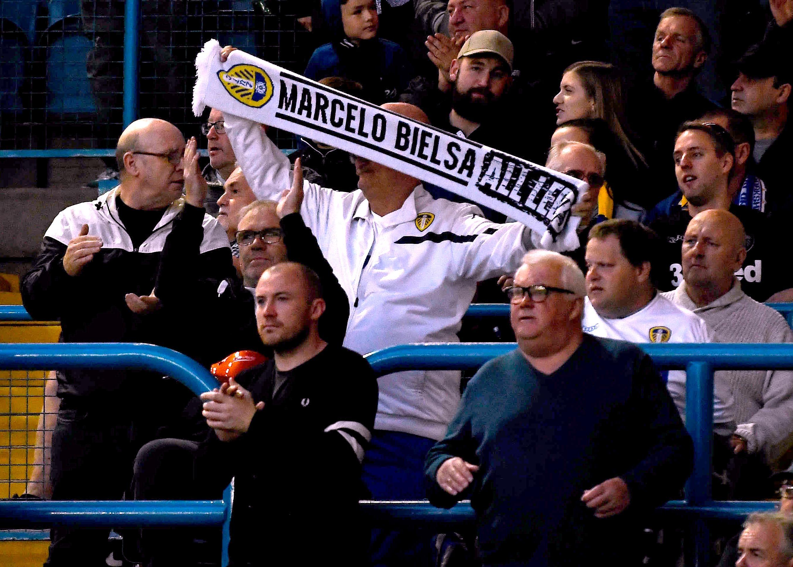 Leeds Preston 2018 Marcelo Bielsa