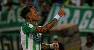 Dayro Moreno gol Atlético Nacional vs Bolívar Copa Libertadores 2018
