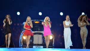 Spice Girls 2012 Olympics Closing Ceremony