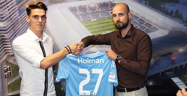 Holman Dávid Slovan
