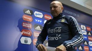 Jorge Sampaoli Argentina 25072017