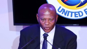 SuperSport United boss Khulu Sibiya