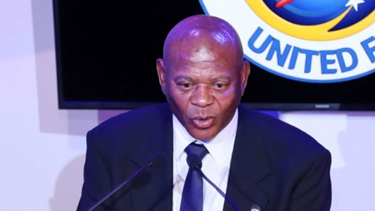 SuperSport United boss Khulu Sibiya