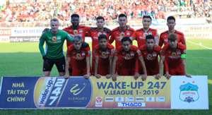 Hoang Anh Gia Lai vs Binh Duong V.League 2019