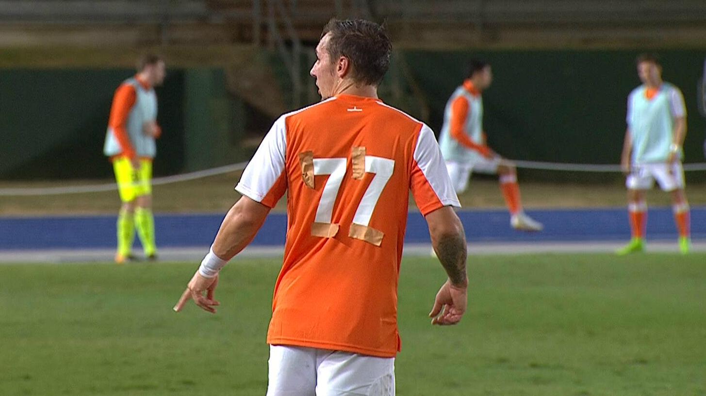 Brisbane Roar jersey