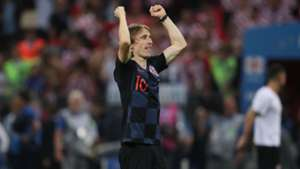 Luka Modric Croatia England WC