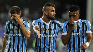 Defensor Gremio 27022018 Copa Libertadores Maicon Kannemann Cortez