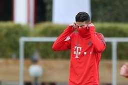 James Rodríguez Bayern Munich 2018