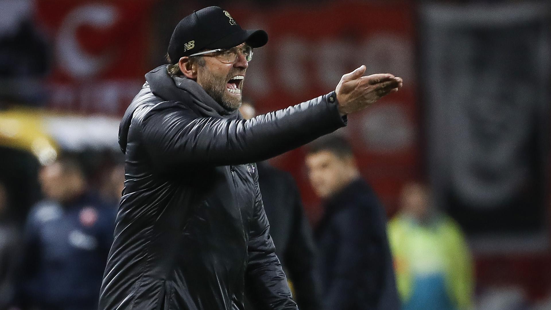 Jürgen Klopp FC Liverpool 2018