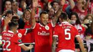 Haris Seferovic Benfica Sporting Braga Primeira Liga 09082017