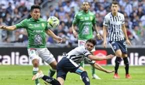 Monterrey León Ángel Mena Jonathan González