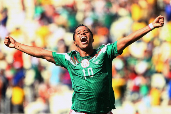 México 2014