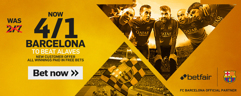GFX Alaves Barcelona enhanced betting