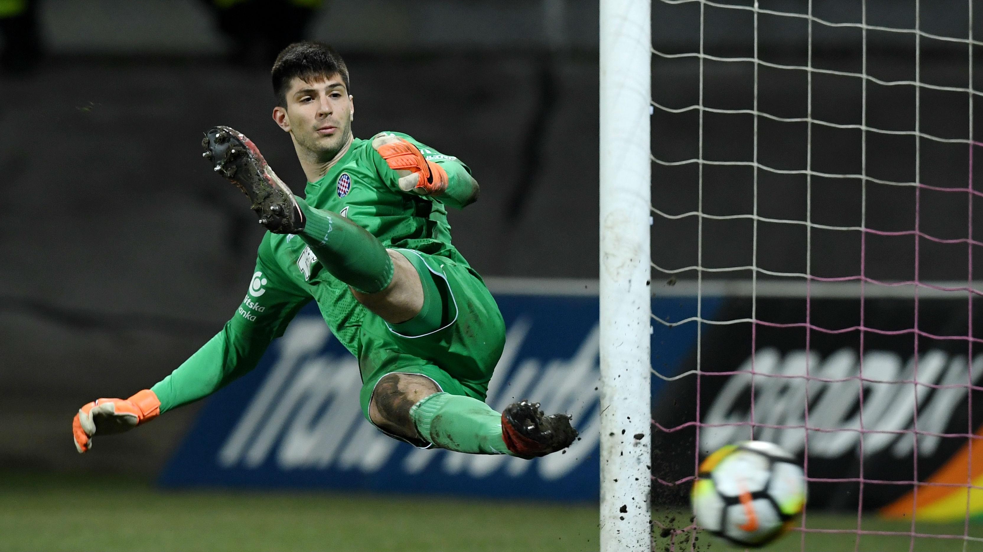 Lokomotiva Hajduk , kup 2018, Letica
