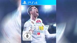 GFX FIFA 18 Cover Ronaldo Gallery