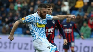 Mirko Antenucci, SPAL, Serie A, 25022018