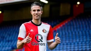 Robin van Persie, Feyenoord, 01222018