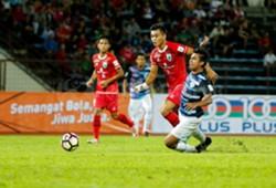 Sabah, Kuala Lumpur, Malaysia Premier League, 26012017