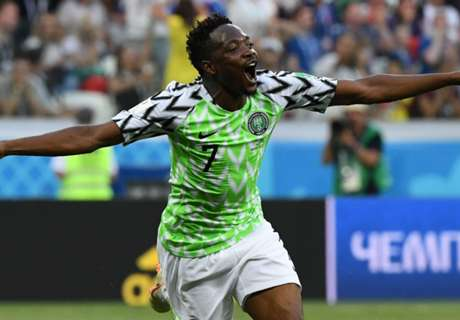 Musa magic gives Messi & Argentina hope